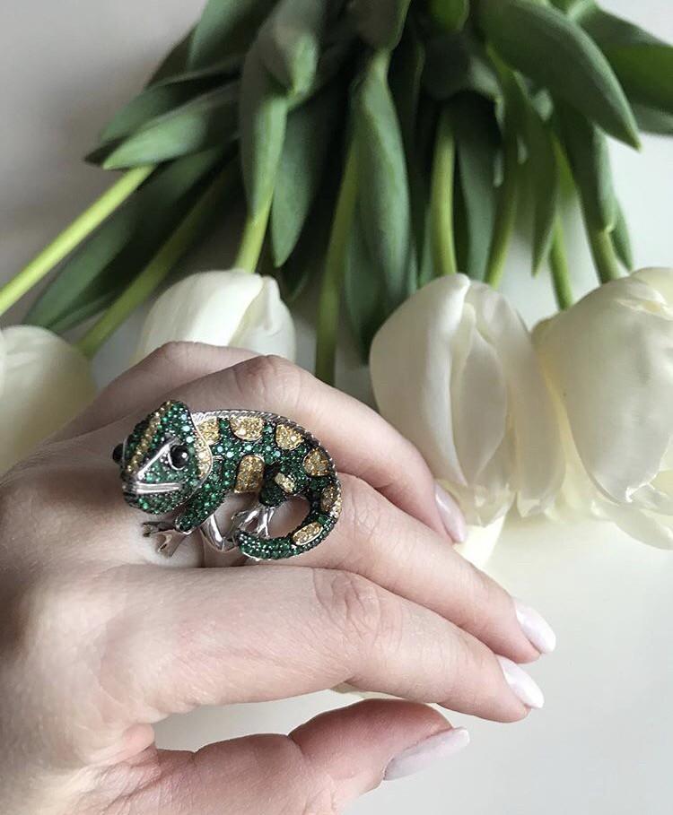 Хамелеон/игуана