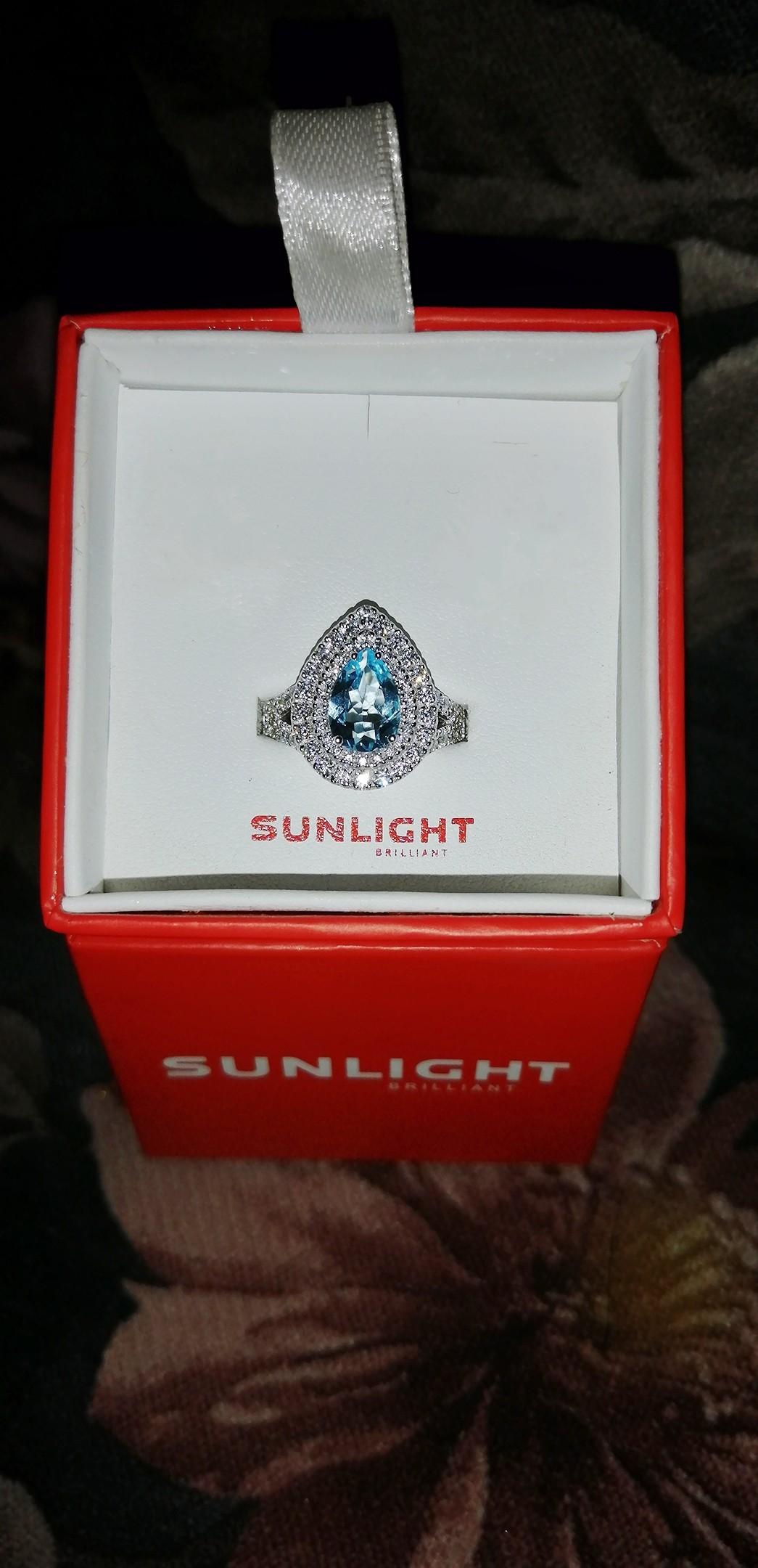 Шикарное кольцо, от которого невозможно отвести глаз