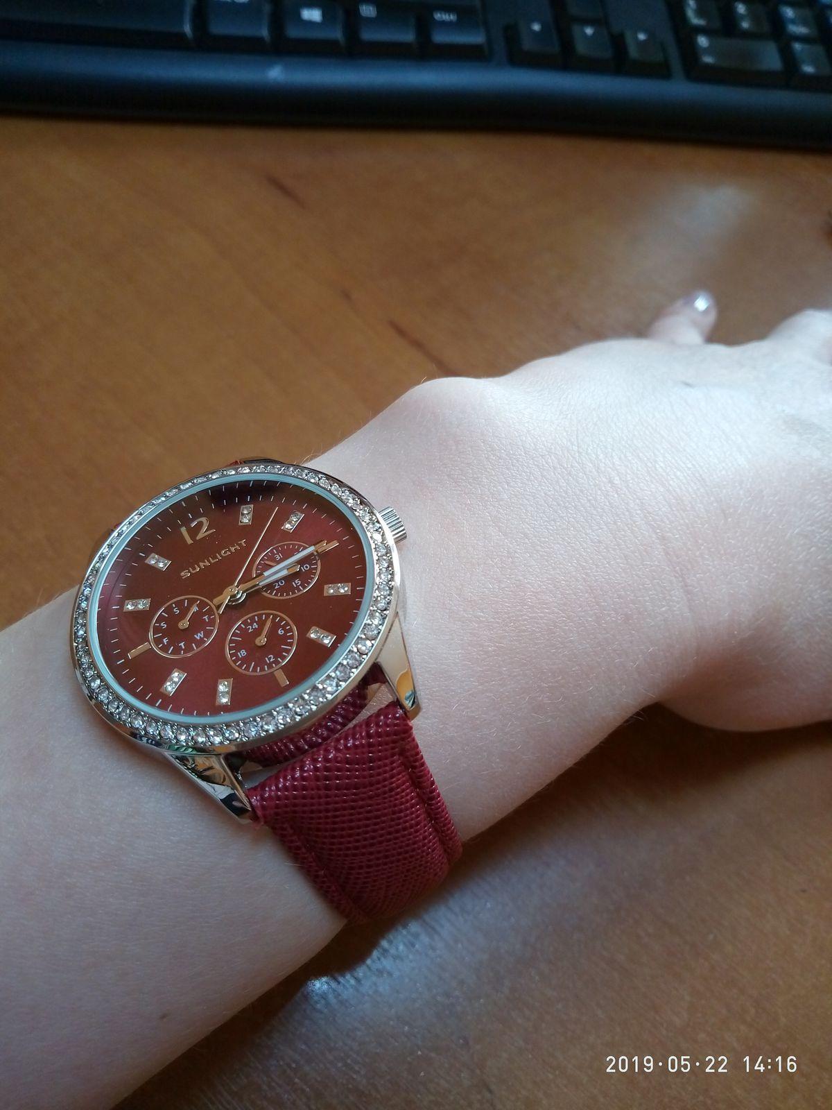 Эти часы бомба!