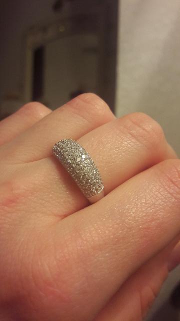 Очаровательное кольцо 💍