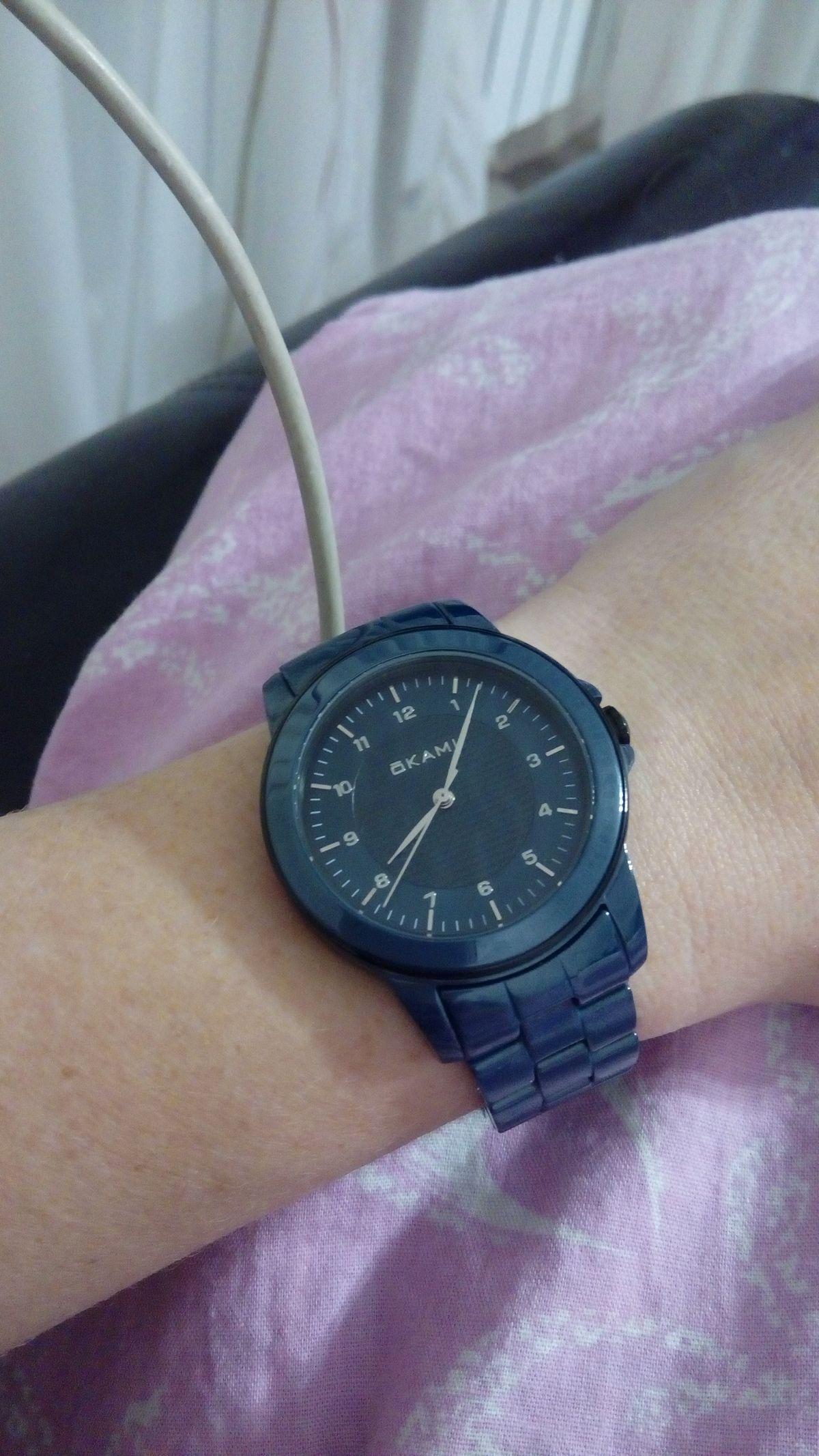 Часы керамические OKAMY