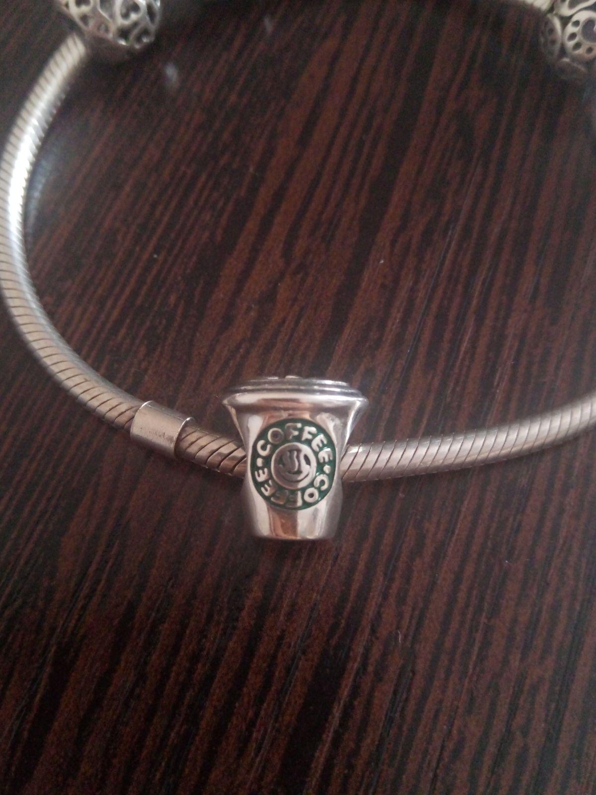 Шарм стаканчик кофе