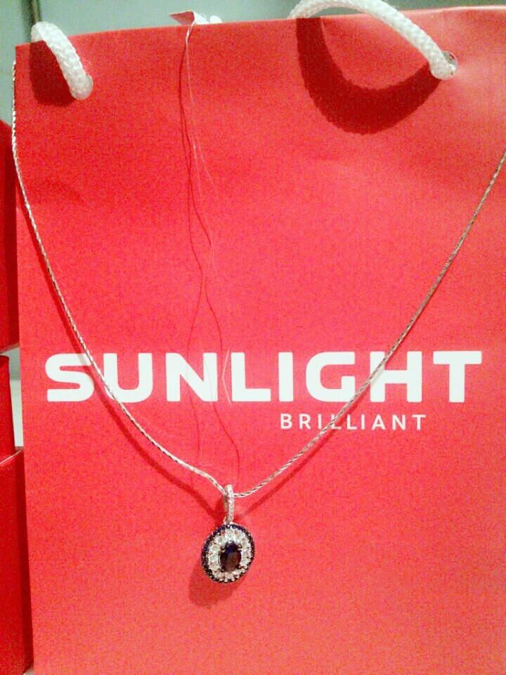 Рекомендую всем Sunlight brilliantцены хорошие и ассортимент