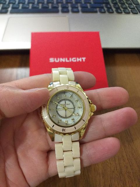 Моя первая покупка на Sunlight