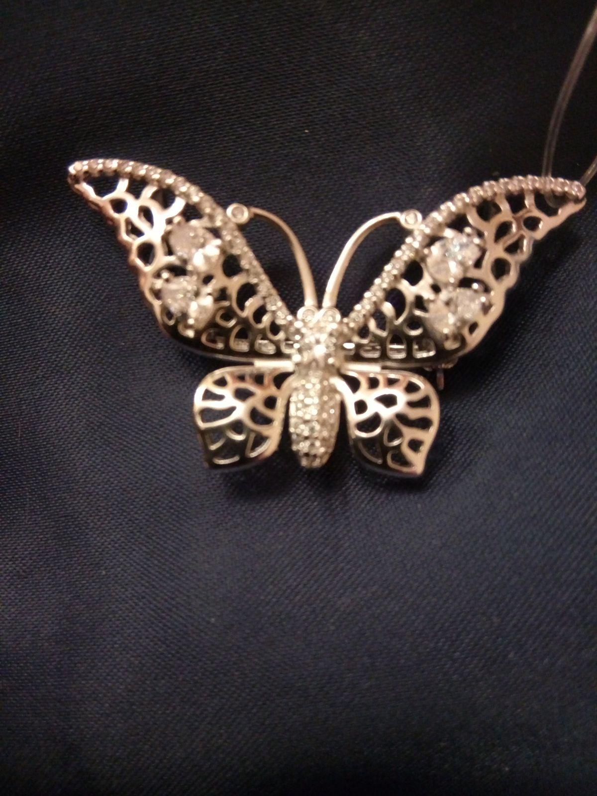Бабочка 2-в-1