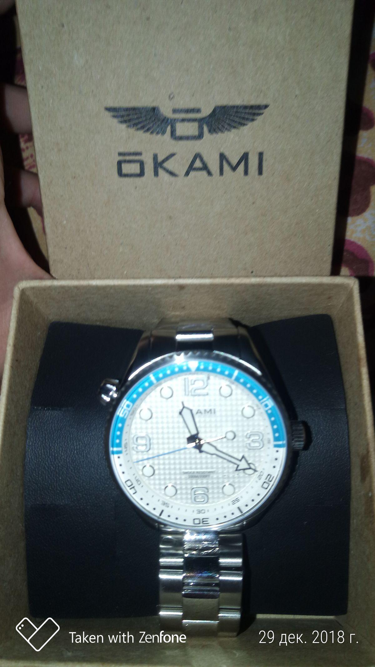 Часы в подарок мужу