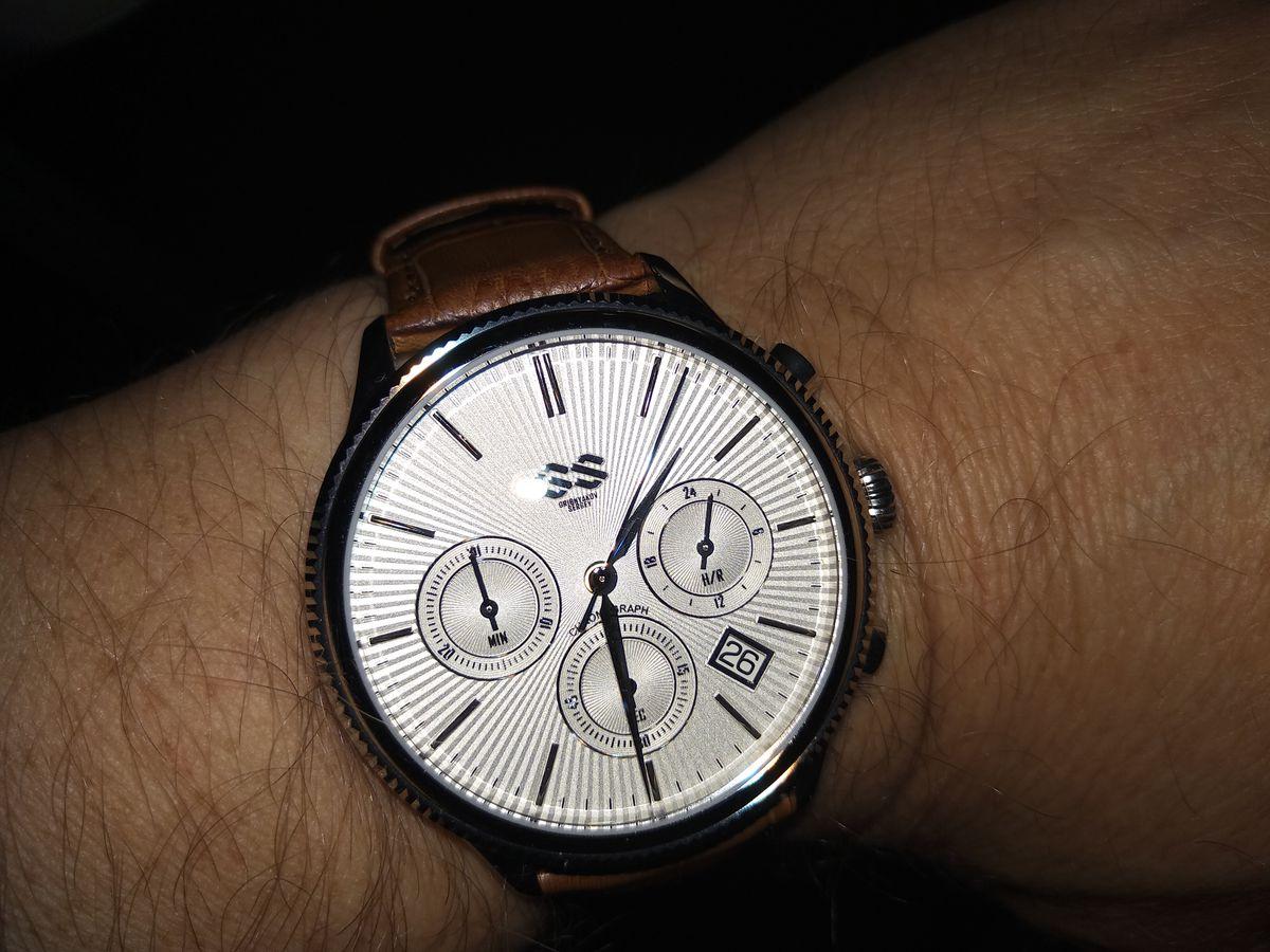 Часы для деловых людей