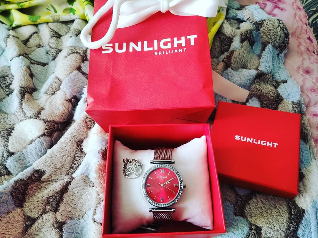 Мой подарочек!!!