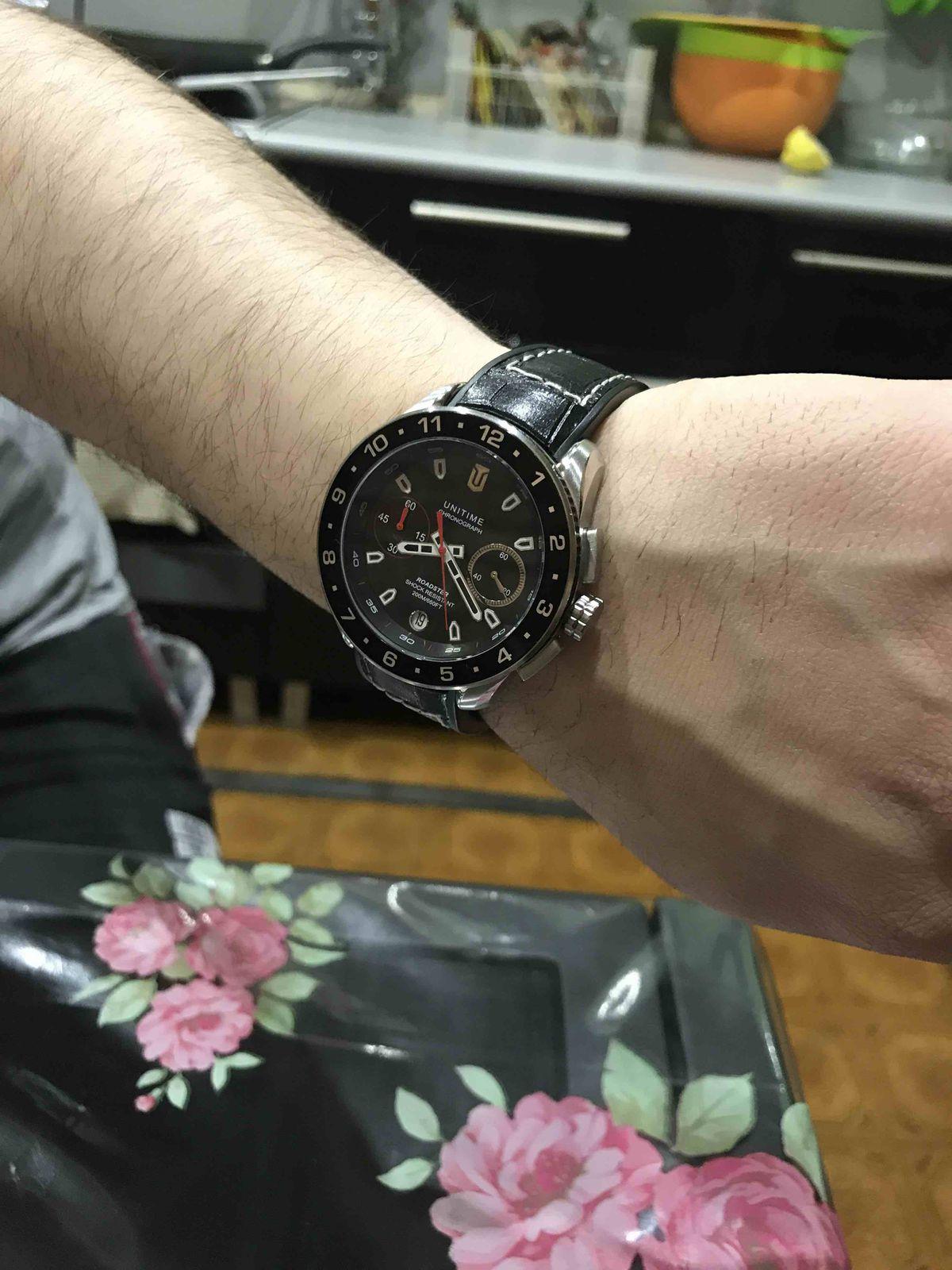 Часы мужские отличного качества!