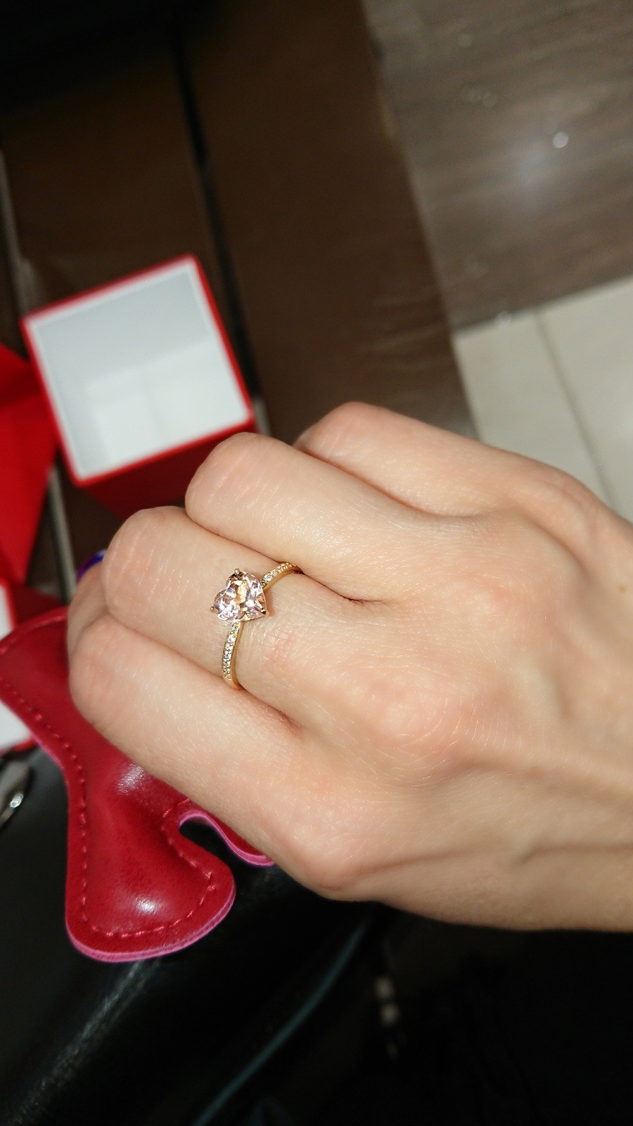Безумно красивое кольцо 💍