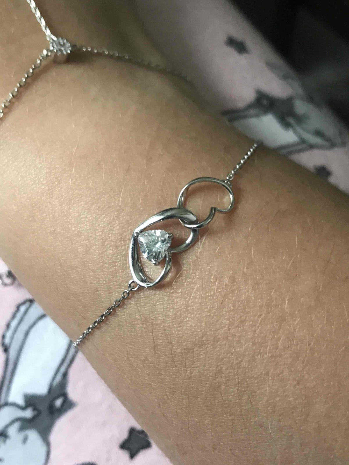 Невесомый браслет
