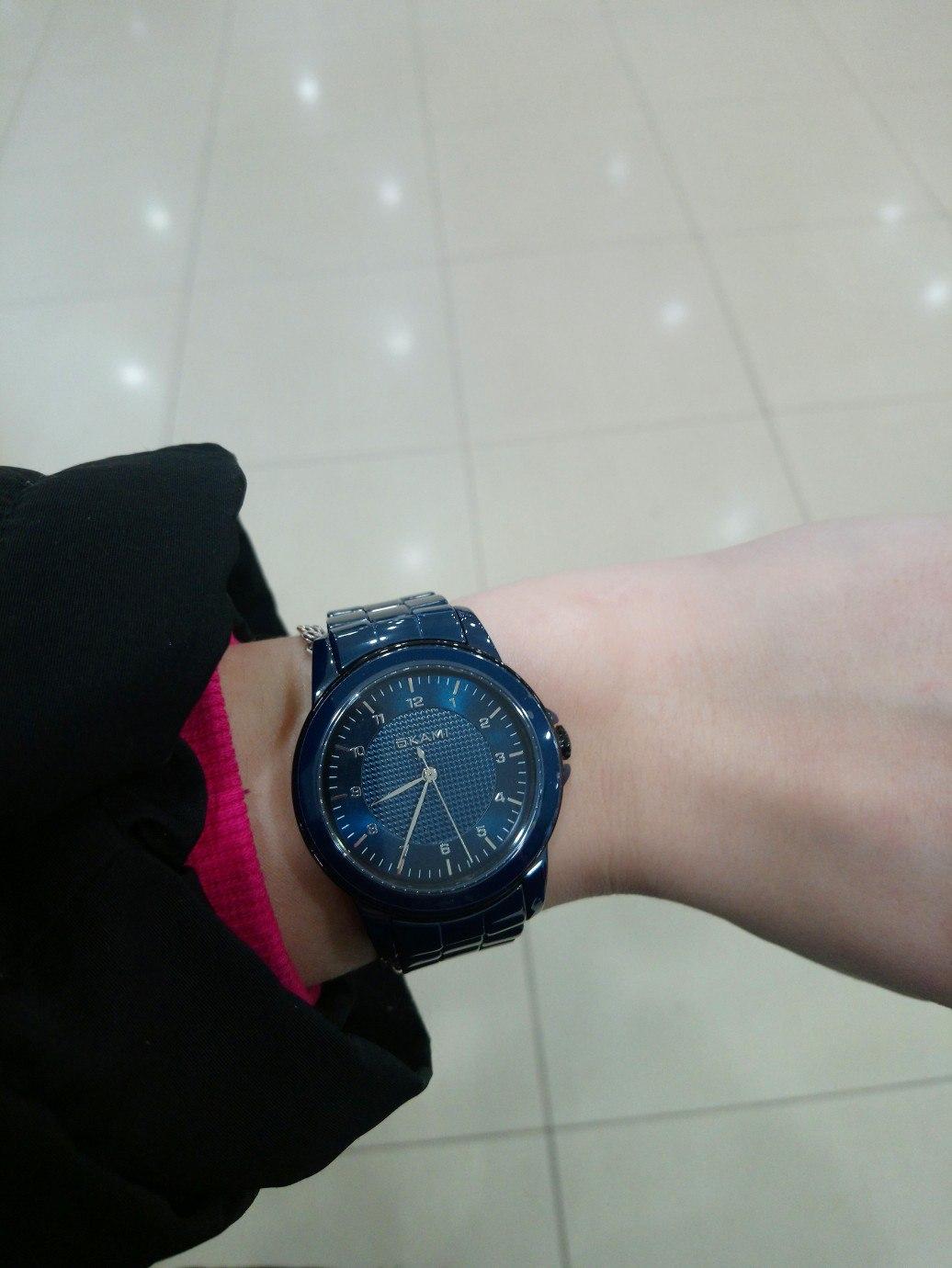 Женские часы. Бренд- OKAMI