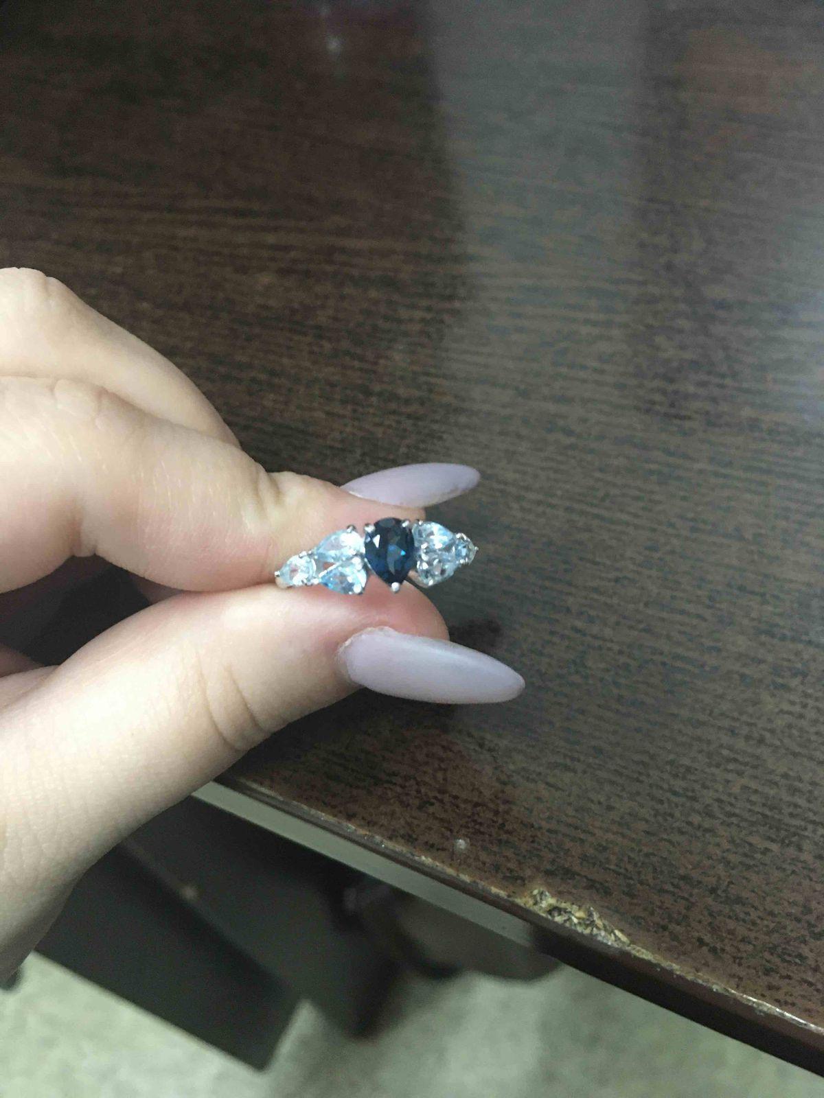 Очень очень красивое кольцо!!!