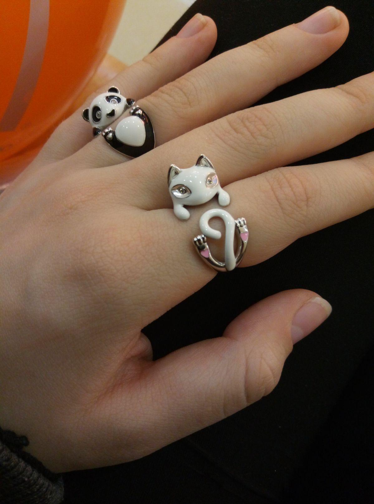 Ох уж эти прелестные колечки! ~♥~