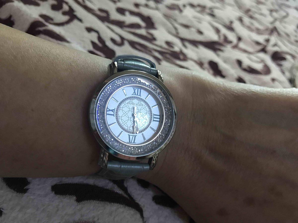 Очень понравились часы!!!