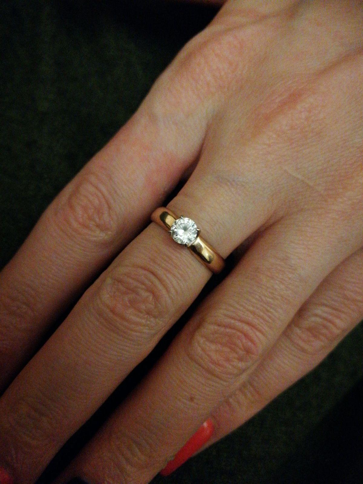 Впечатления о приобретенной модели кольца