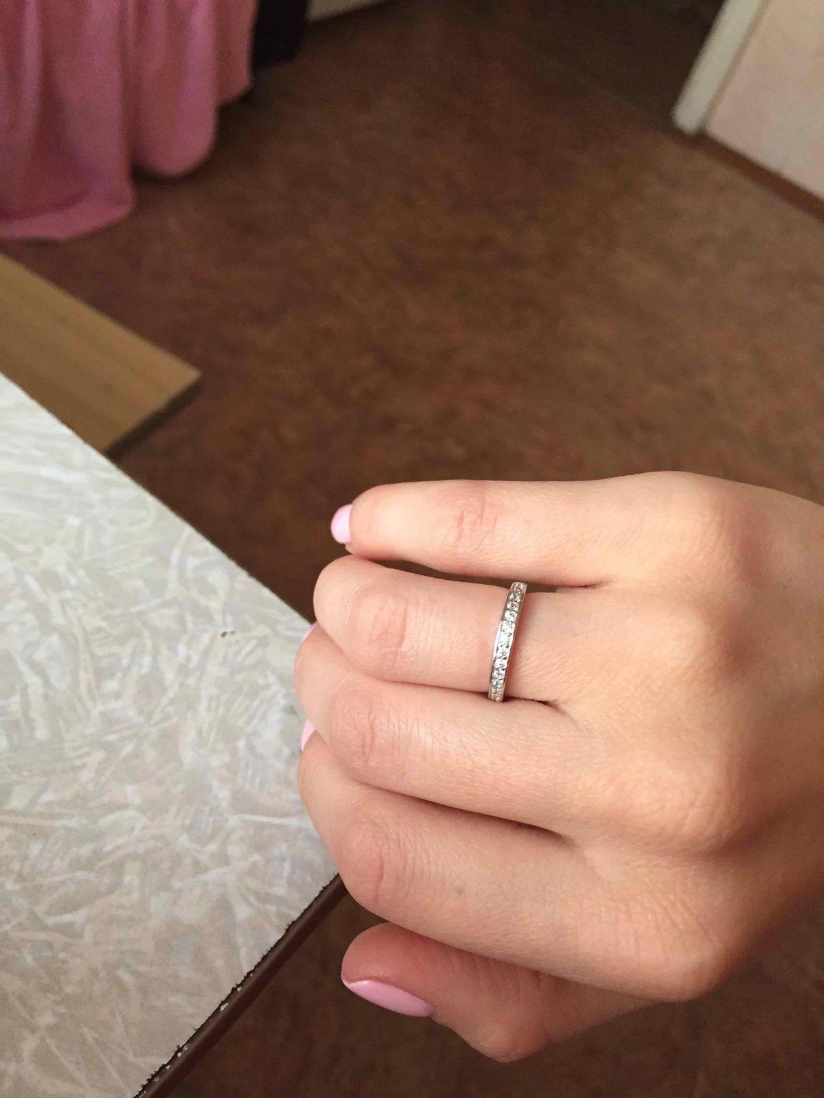Кольцо моя любовь