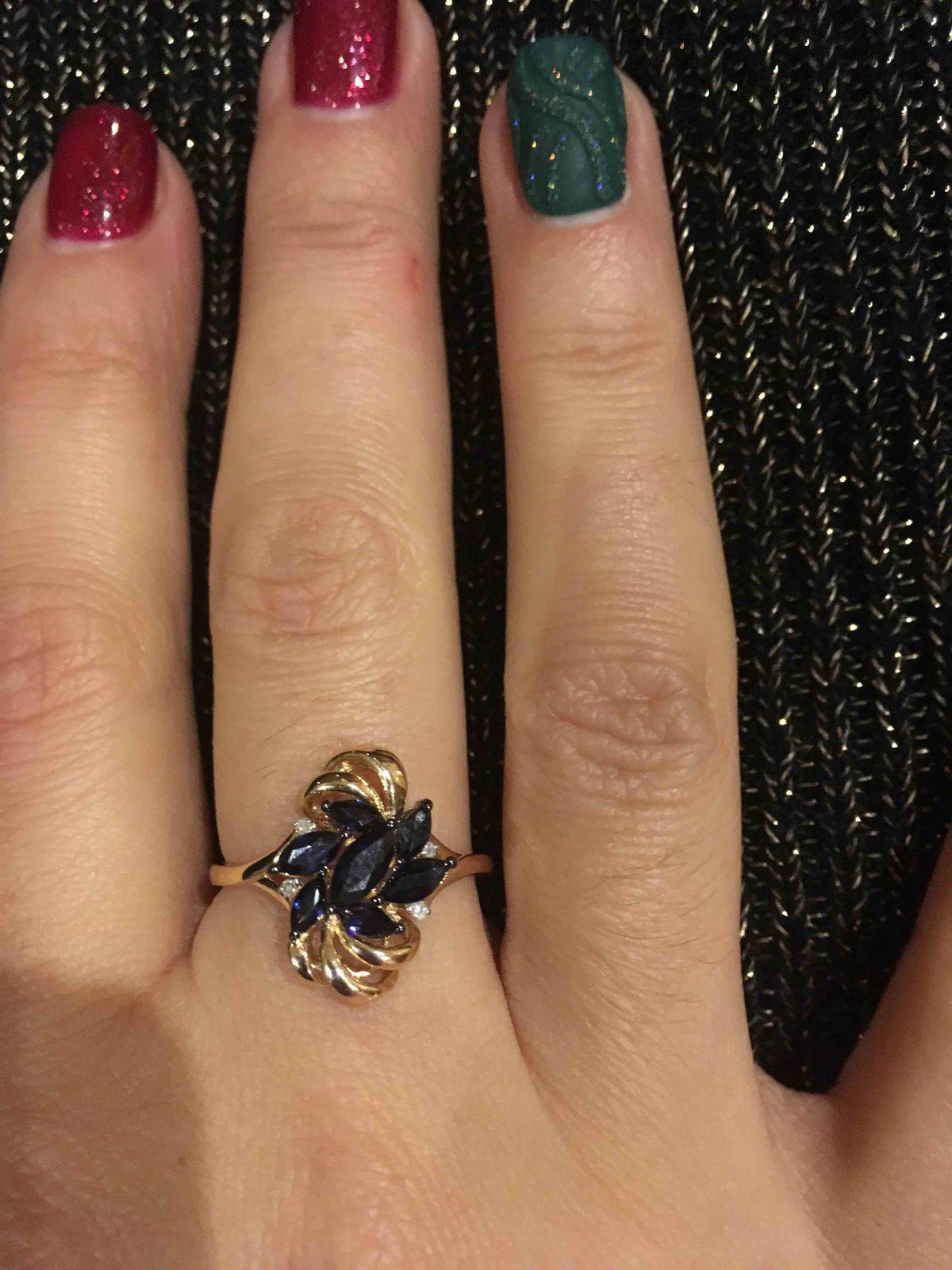 Благородное кольцо