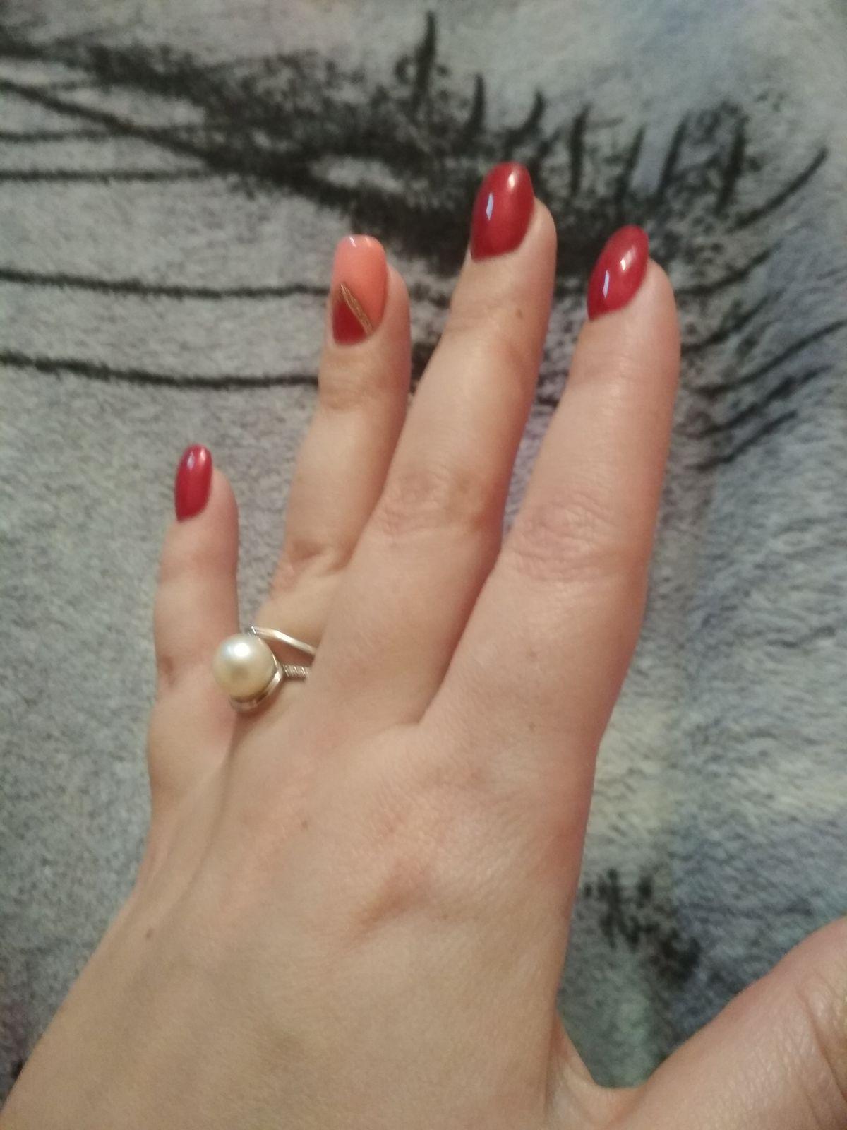 Прекрасное кольцо для прекрасной леди