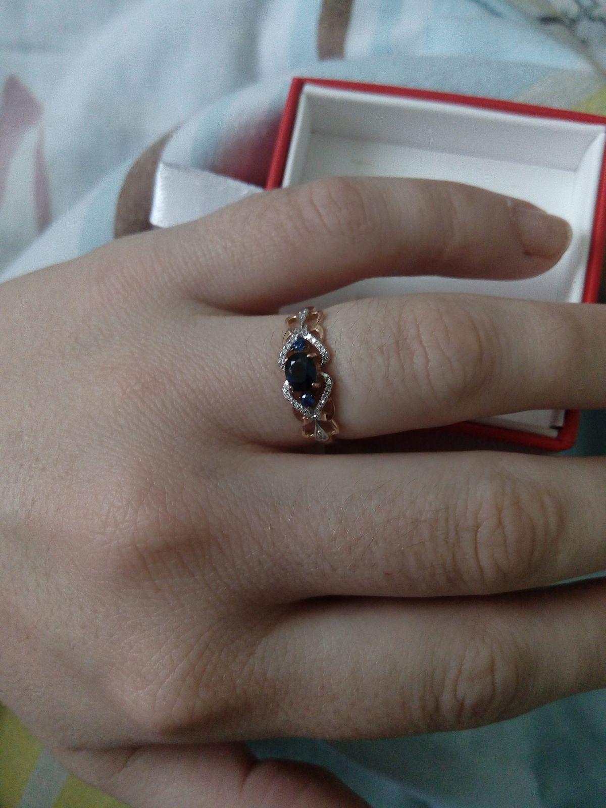 Предложение выйти замуж, я не смогла отказаться. Я была очарована кольцом!!
