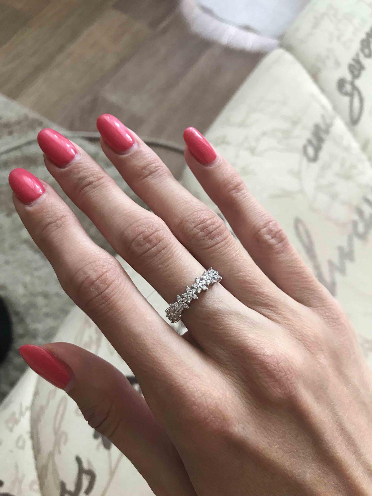 Идеальное кольцо по дизайну.