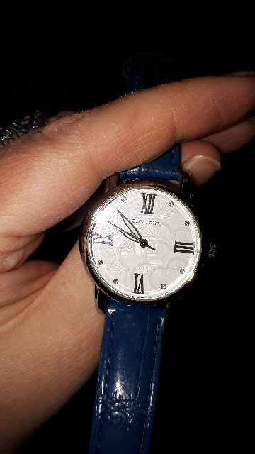 Любимые часы.