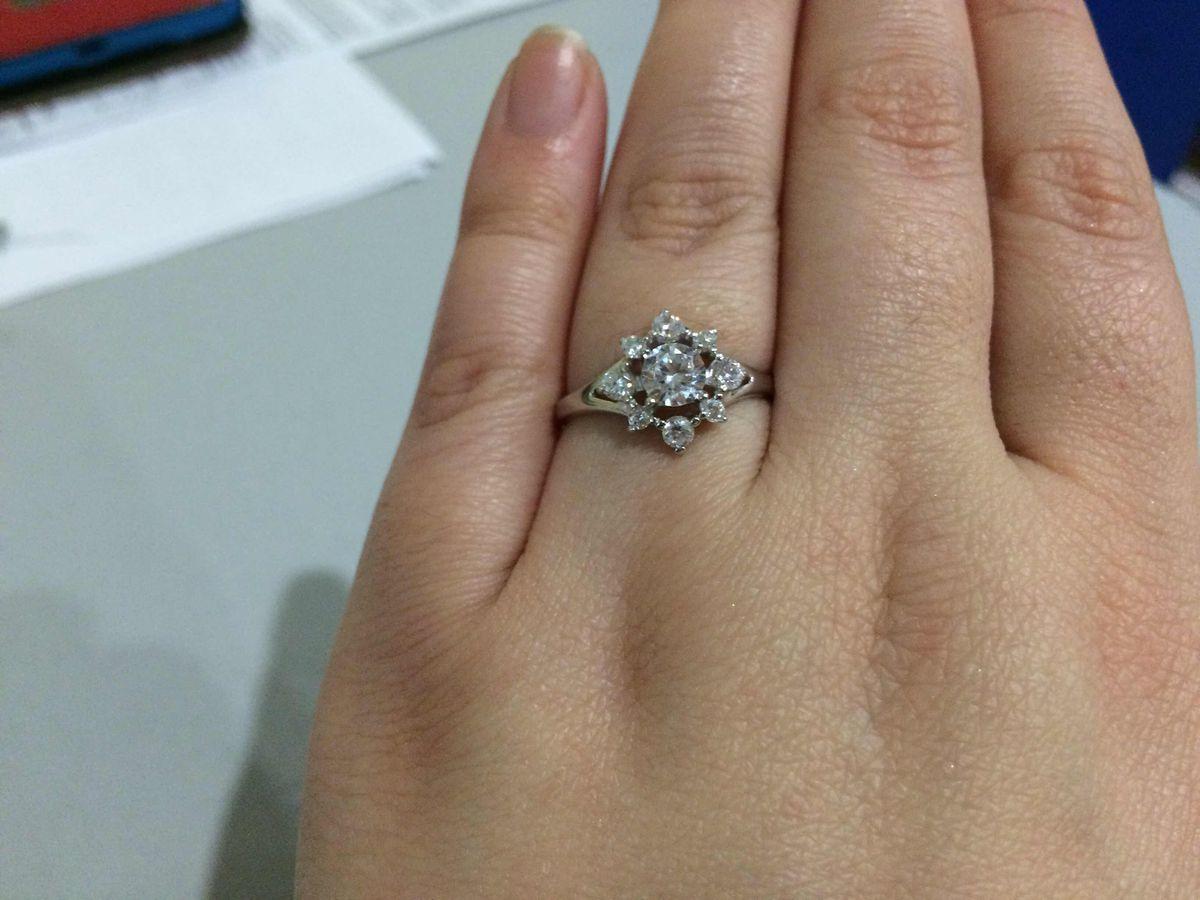 Достойное кольцо за небольшие деньги