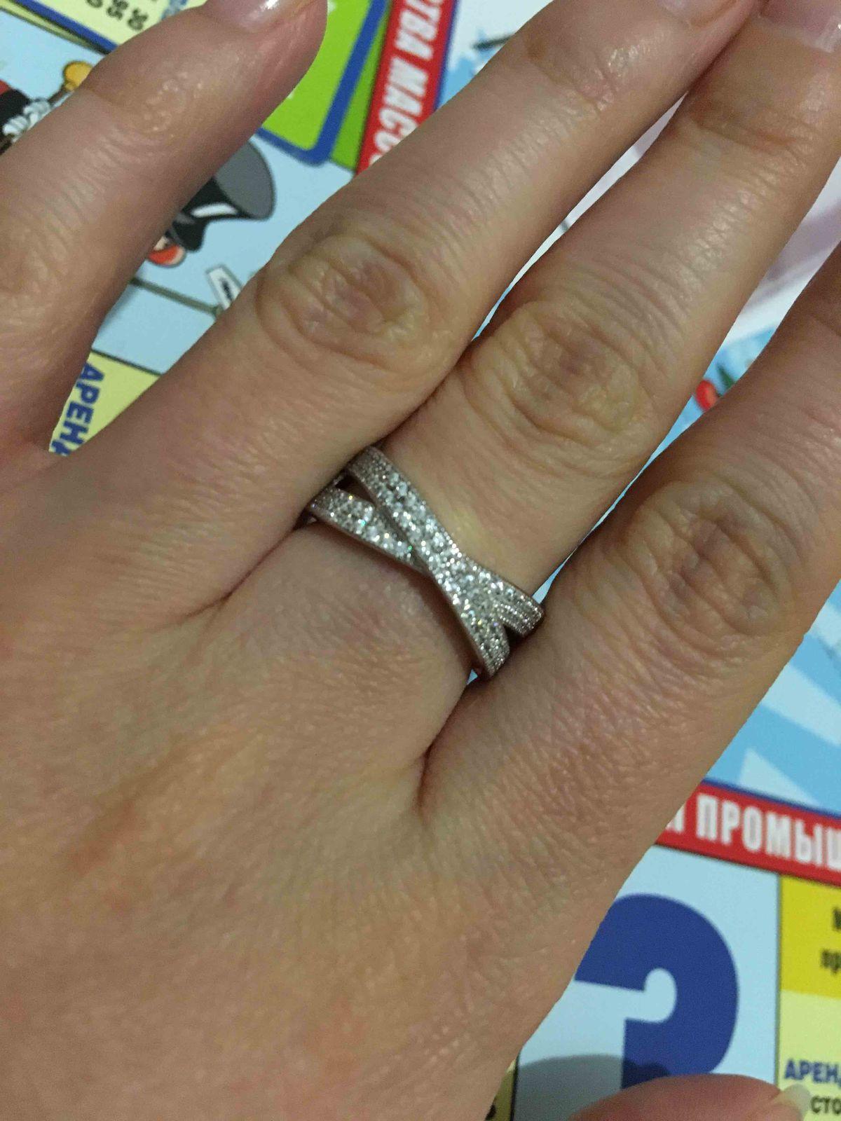 Давно хотела необычное кольцо!