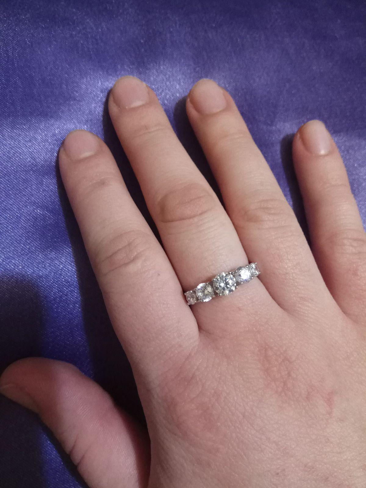 Oчень стильное кольцо!