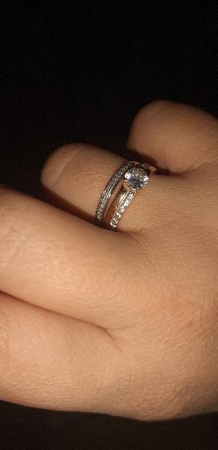 Кольцо на годовщину знакомства
