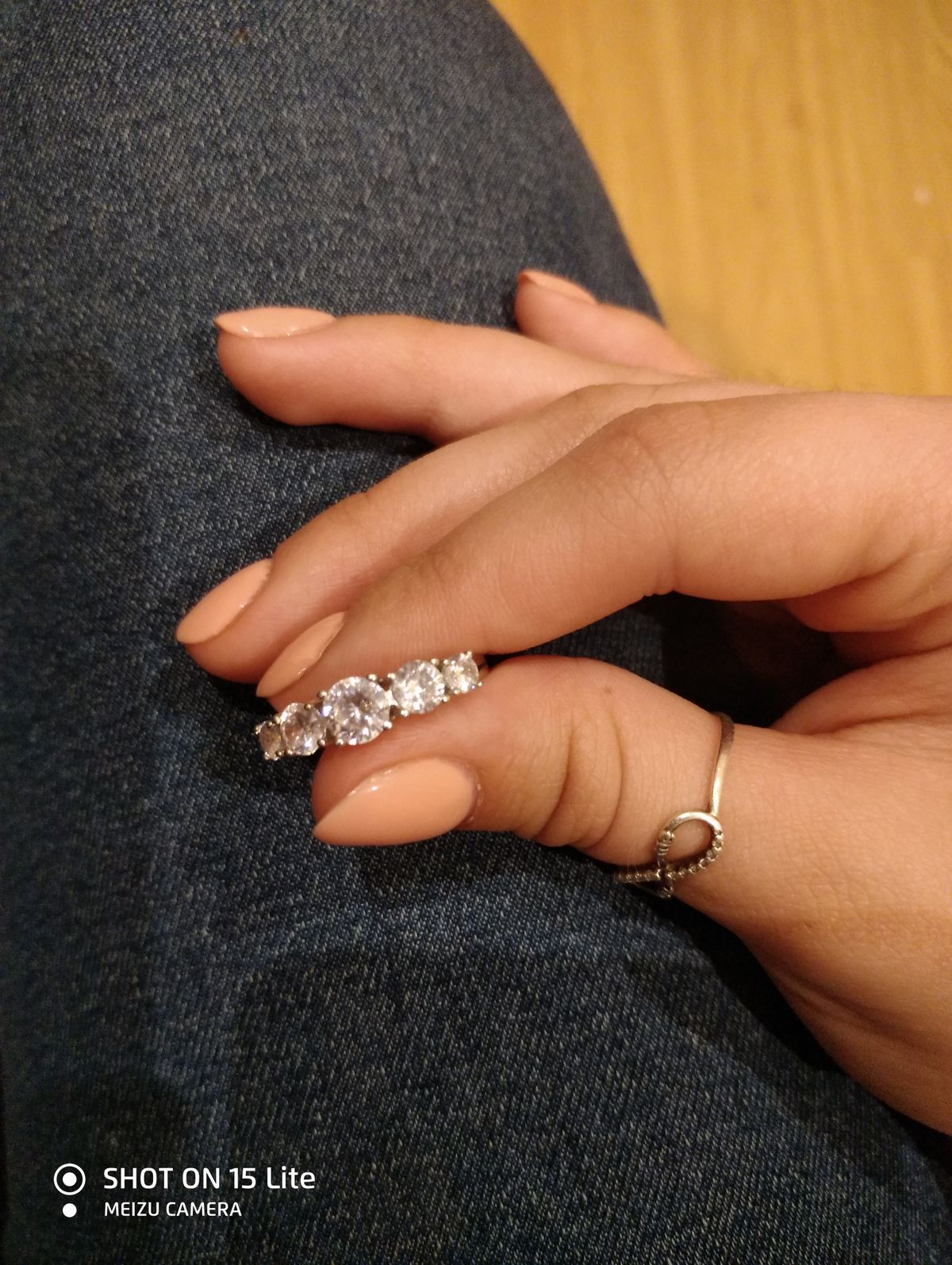 Хорошее кольцо!
