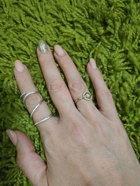 Необычное кольцо.
