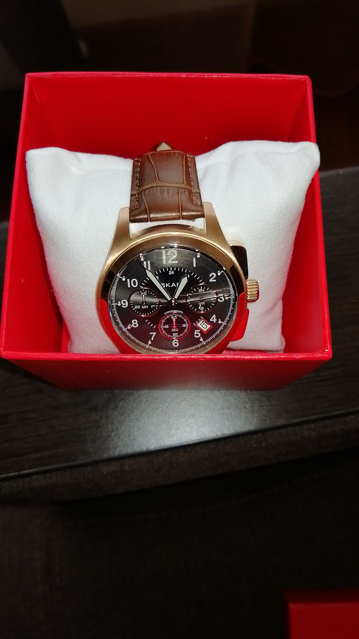 Купила часы в подарок мужу