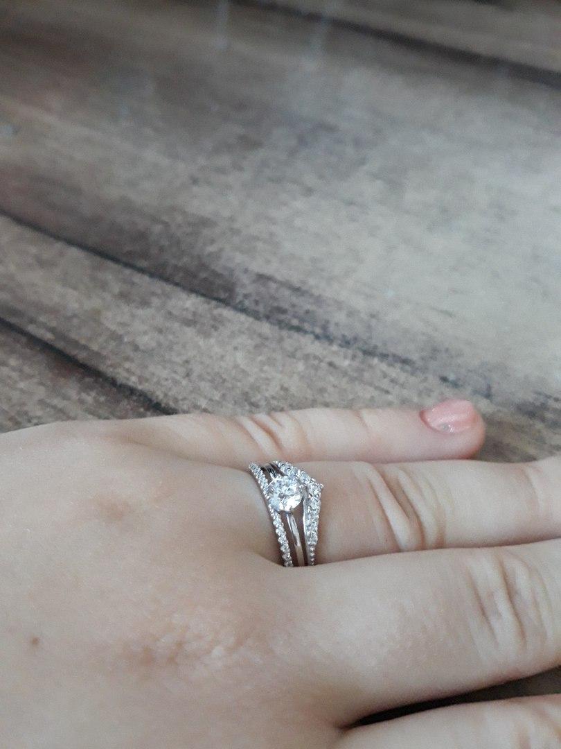Удачное кольцо на все случаи!