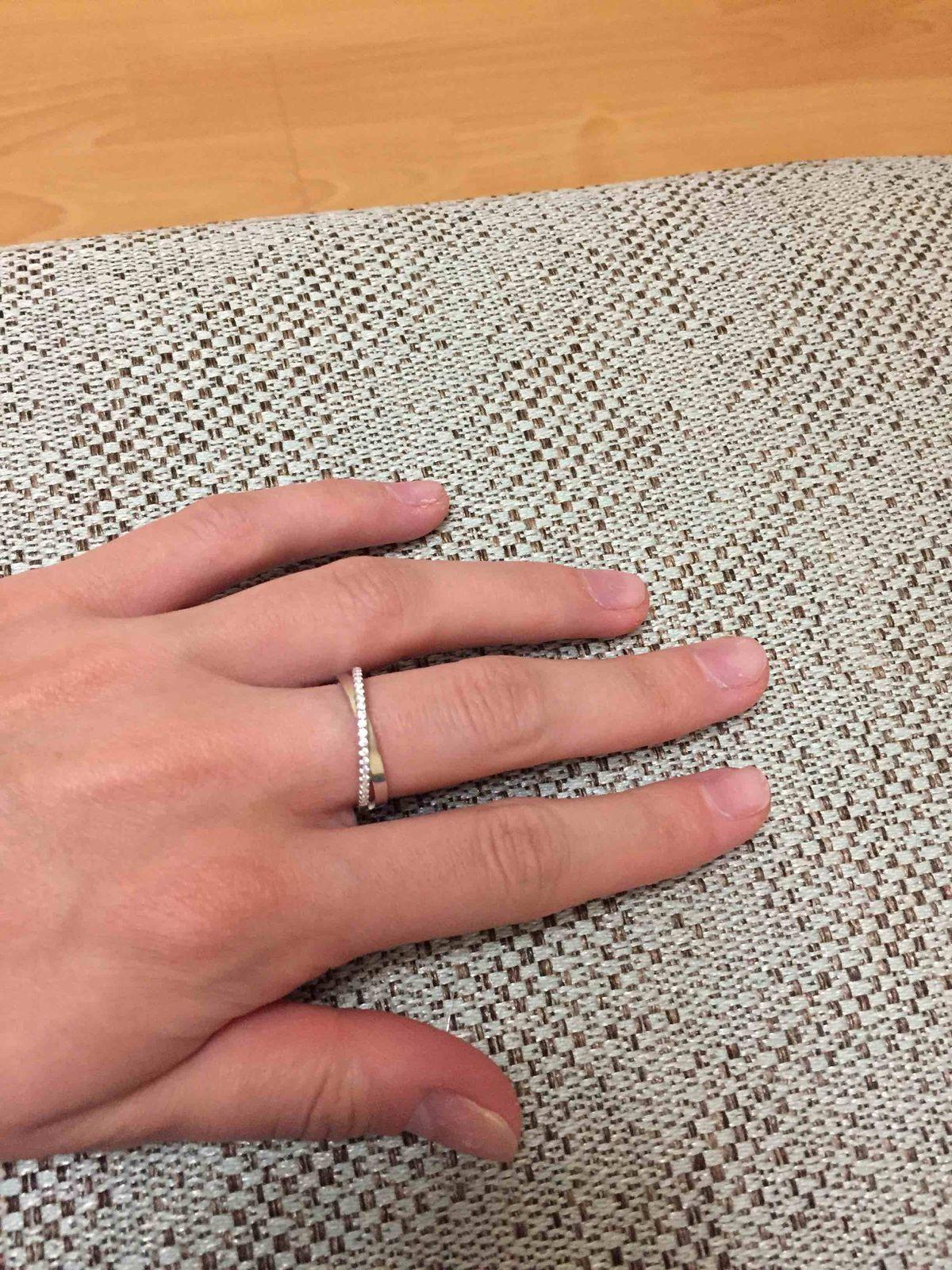 Утонченное красивое кольцо!