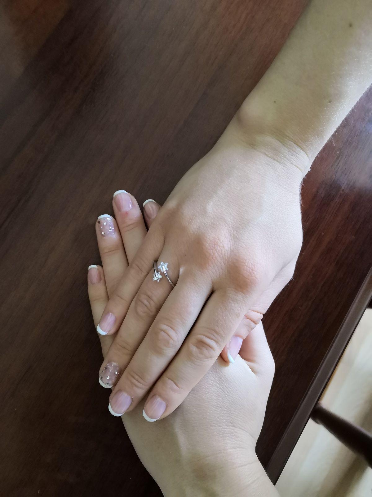Кольцо для элегантных леди