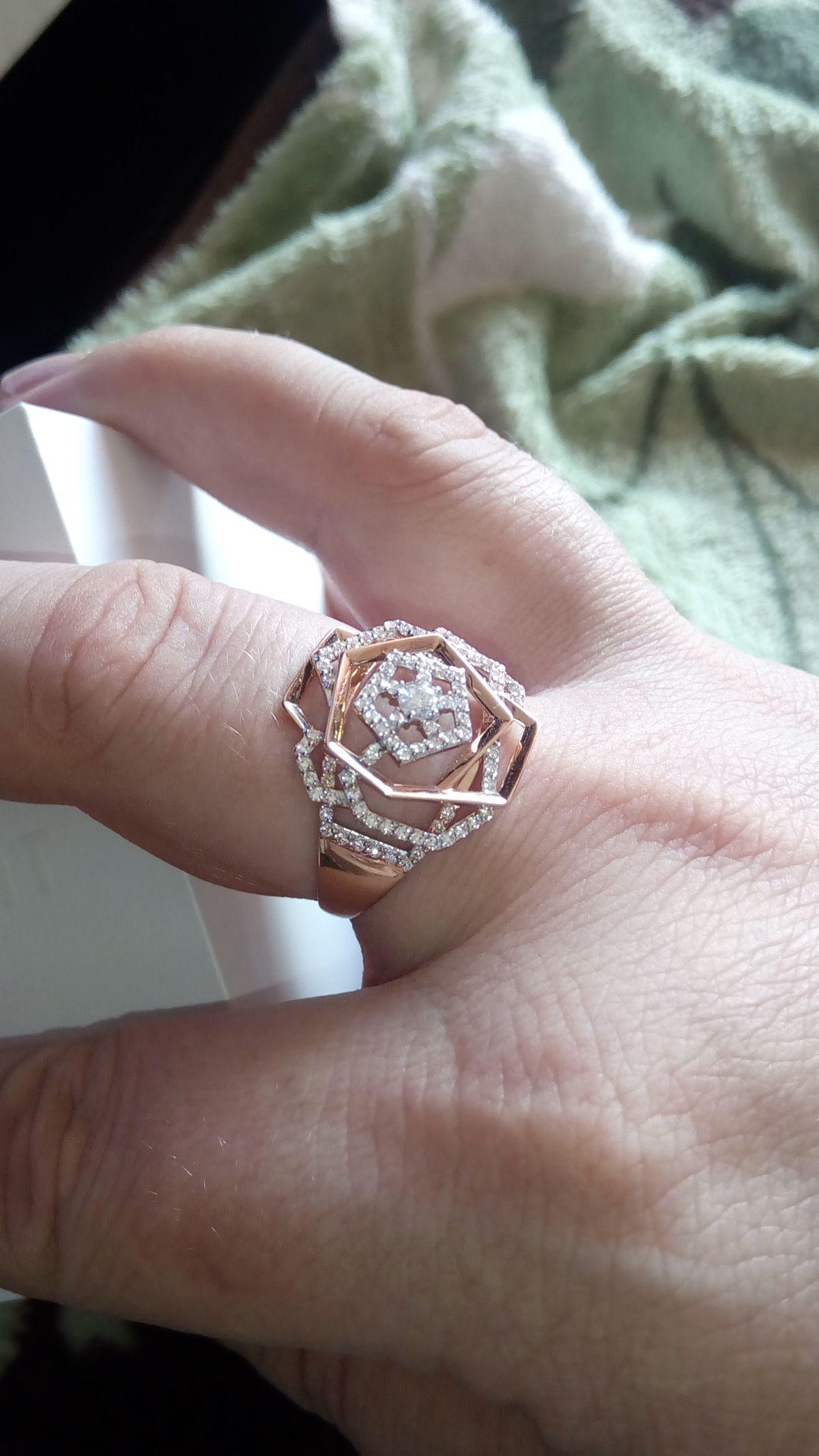 Кольцо-супер