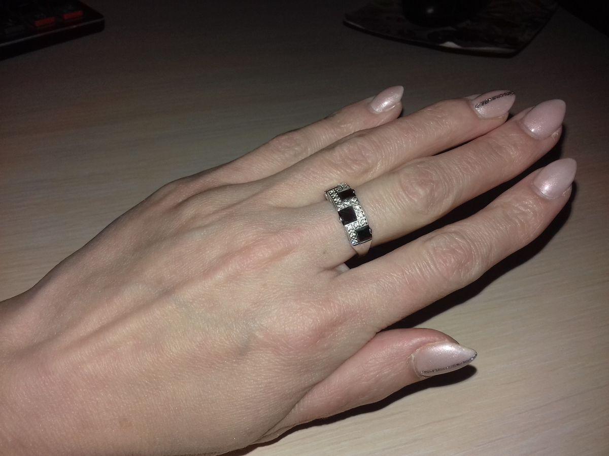 Стильное шикарное кольцо!!!