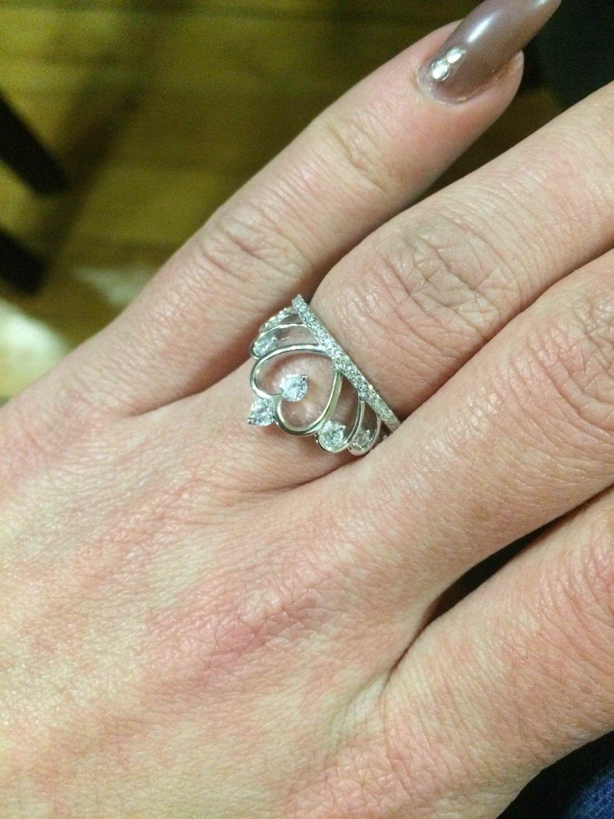Покупка кольца! Я в восторге !!!Рекомендую всем!