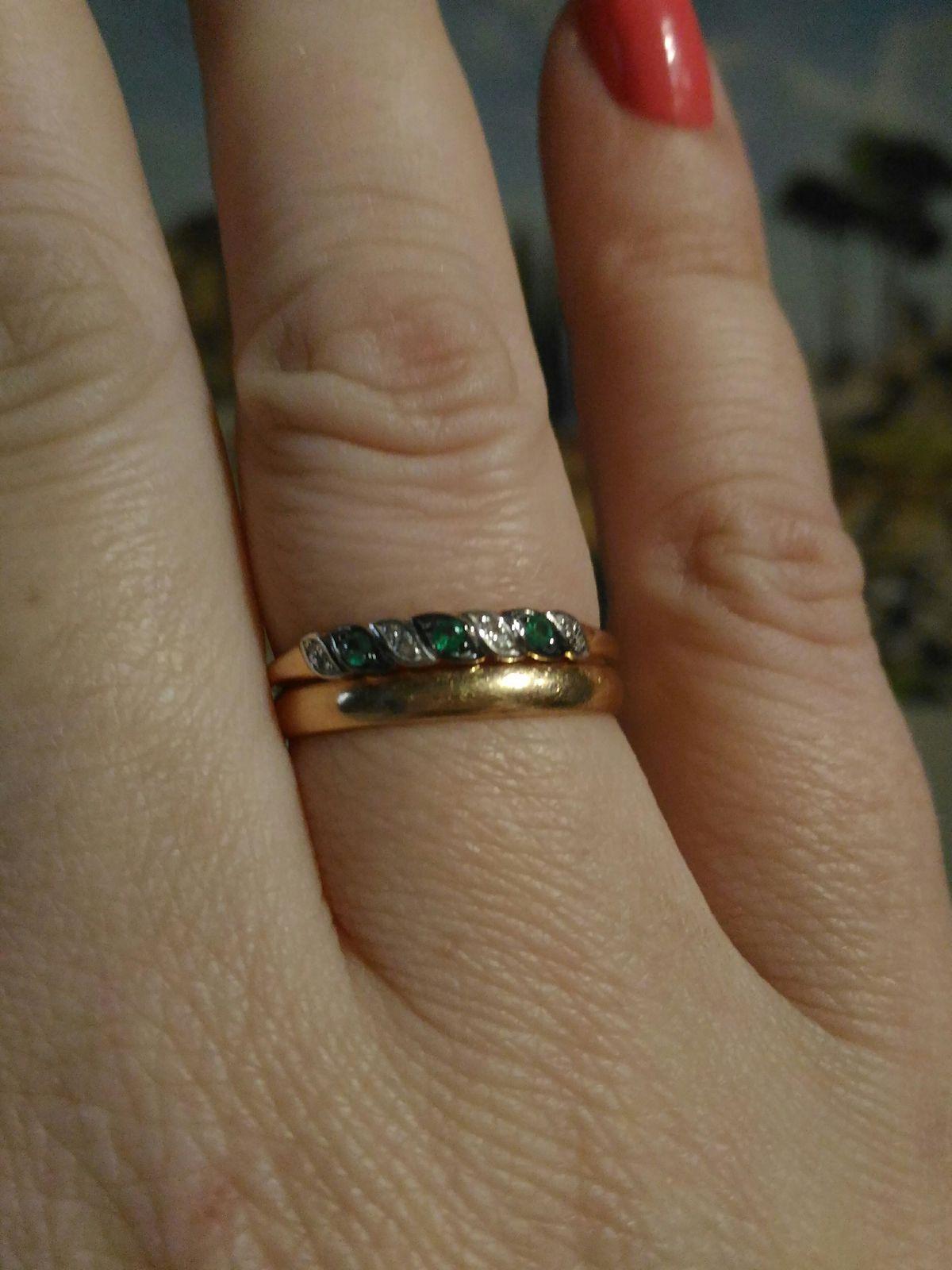 Изумруды и бриллианты