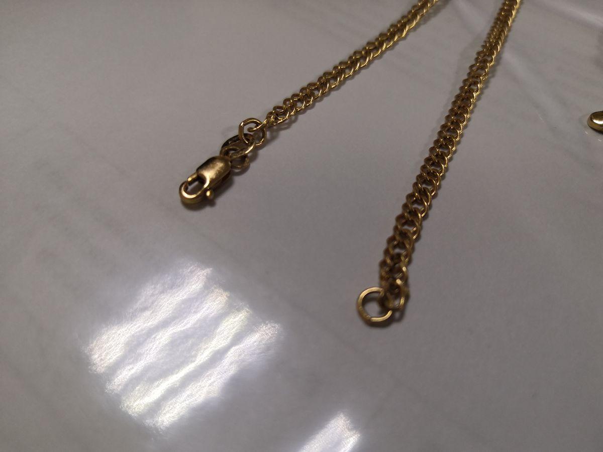 Золотая цепь.