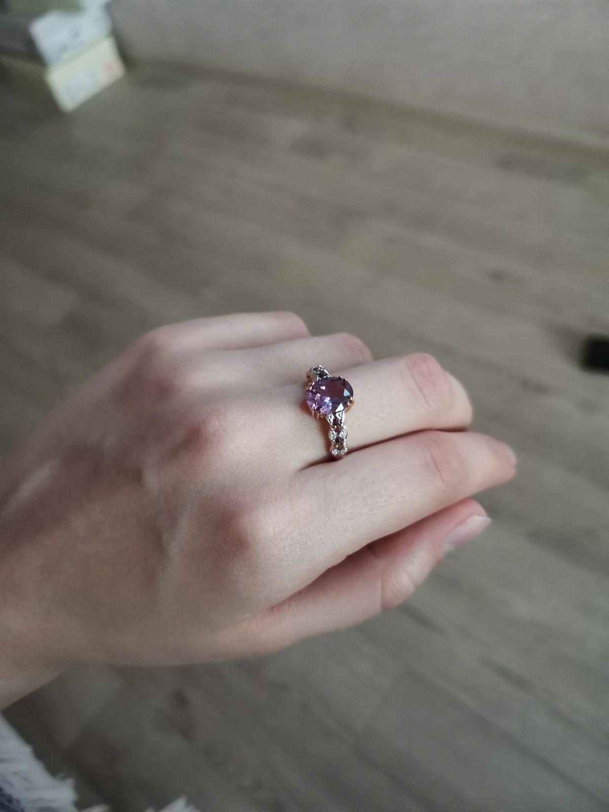 Очень красивое кольцо)