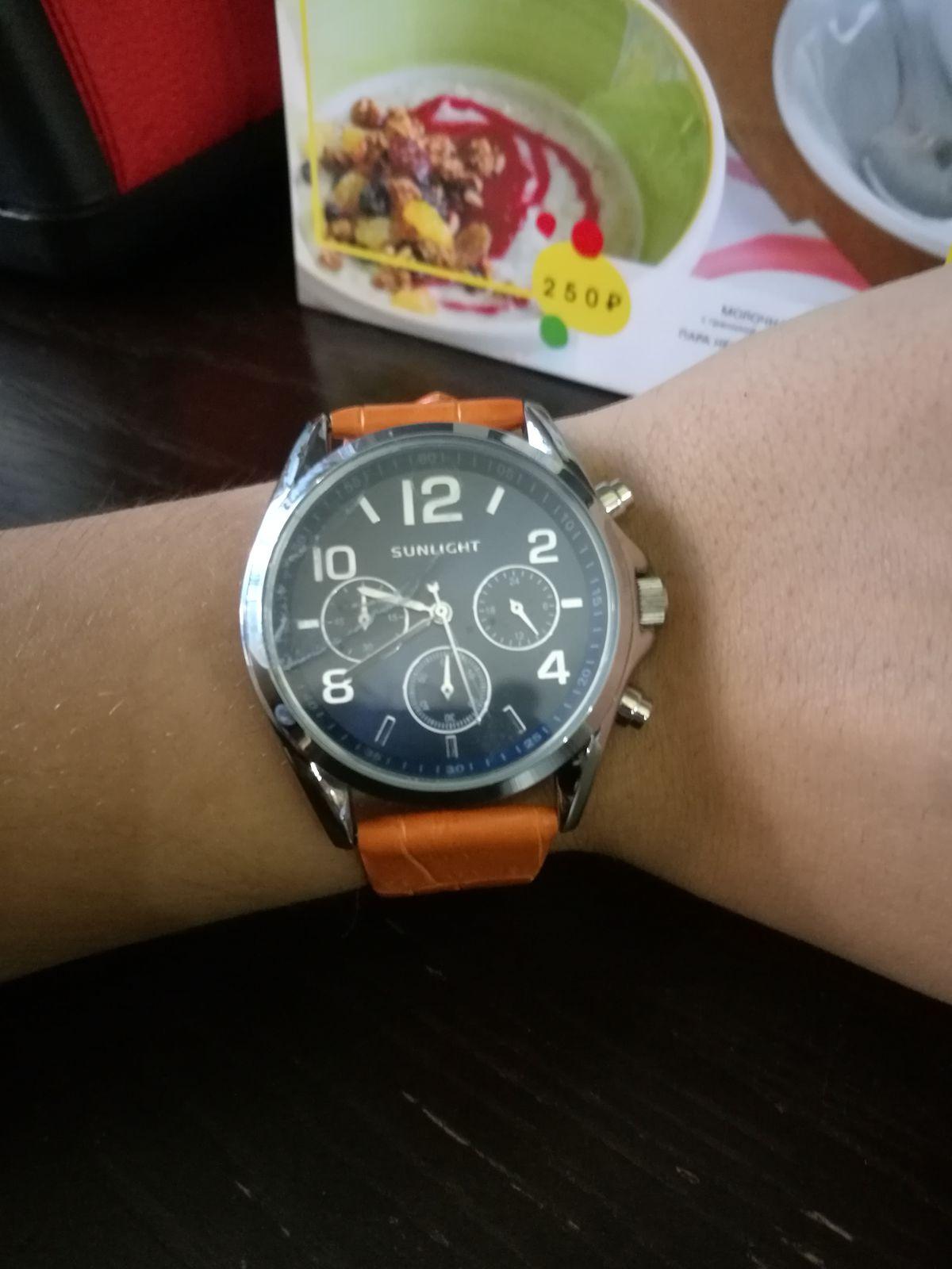 Часы очень классные