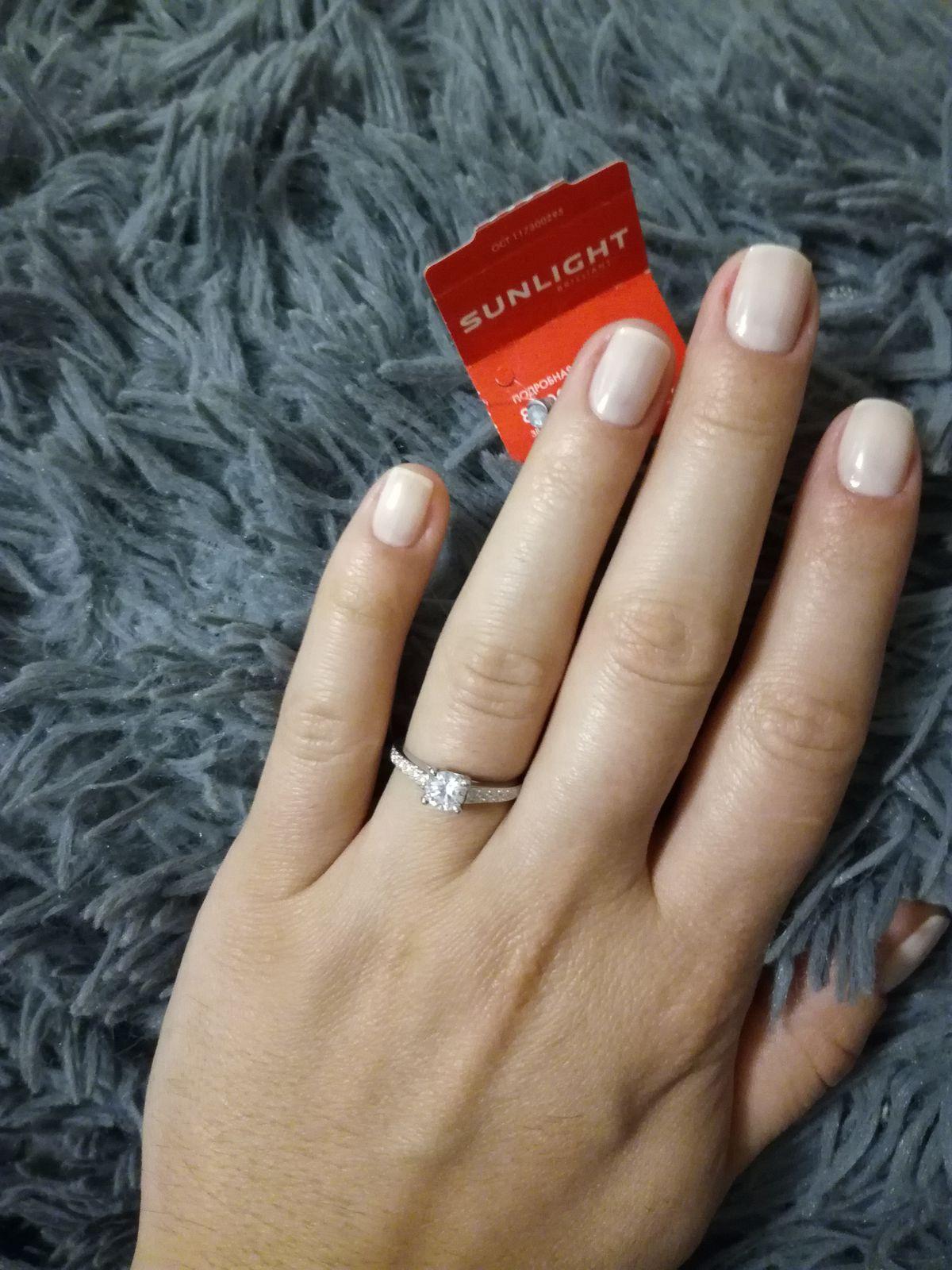 Необыкновенное кольцо 💍