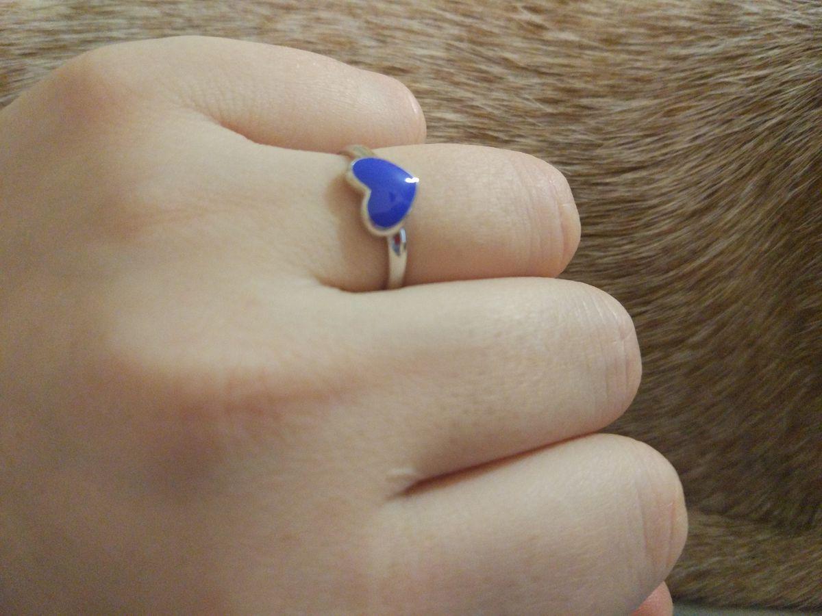 Красивое, нежное и недорогое кольцо