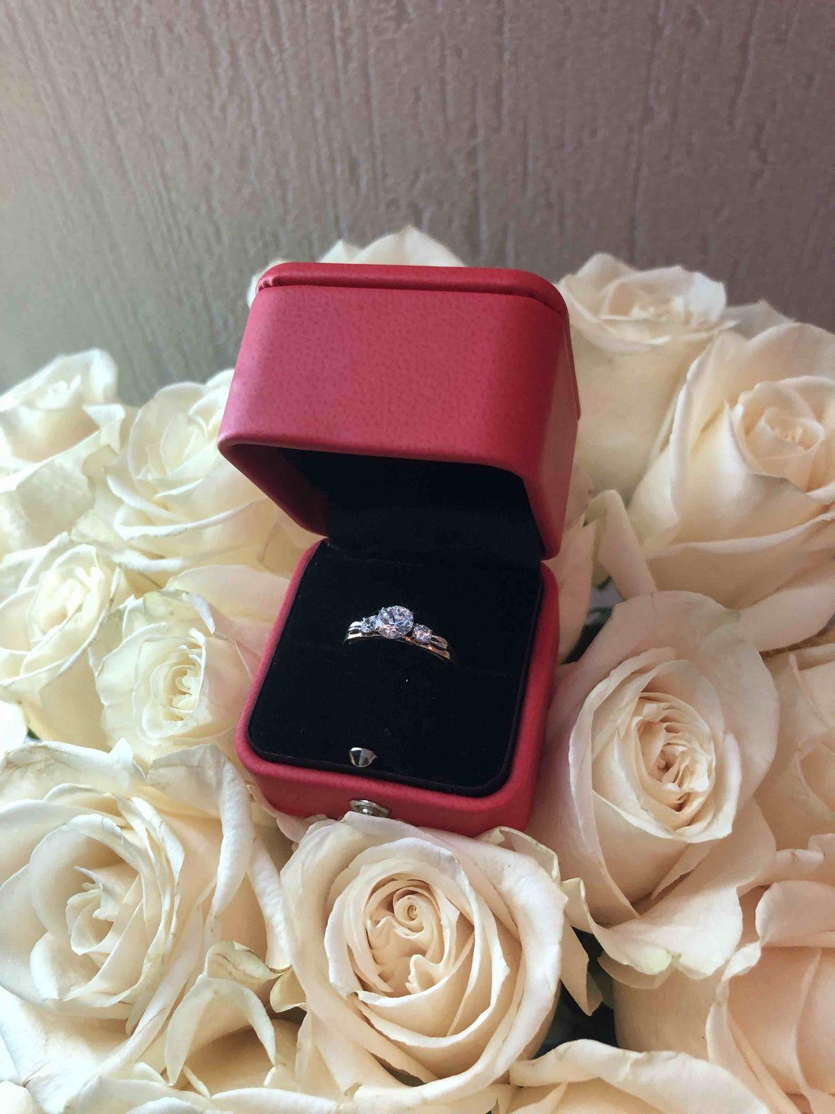 Помолвочное кольцо 😻😻😻