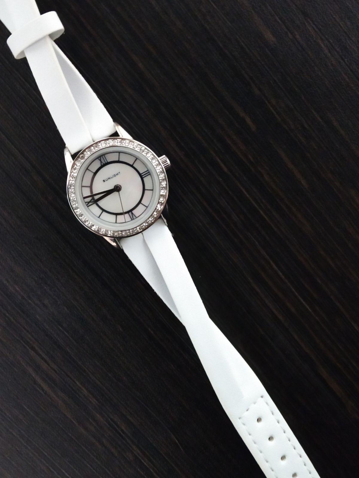 Часы жемчужинка