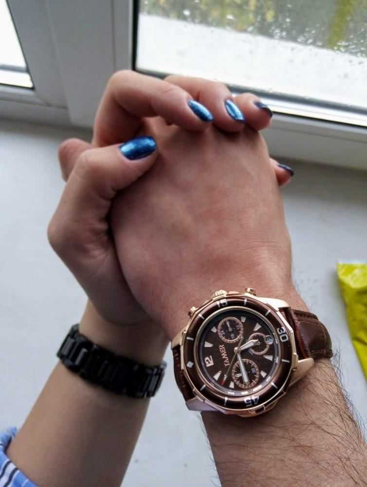 Шикарные часы 💣