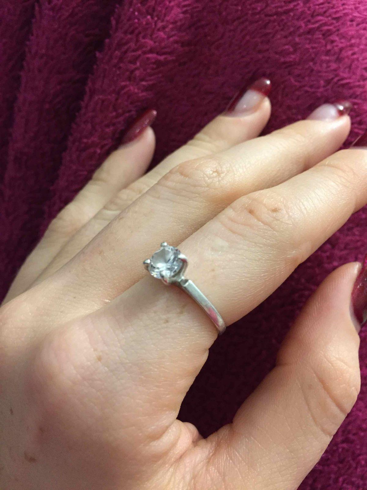 Прекрасное кольцо! довольна!