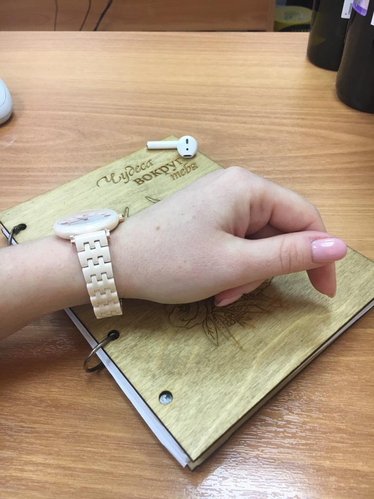 ТОПовые часы для любимой жены